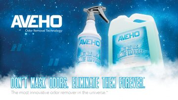Aveho 32oz and 1gal